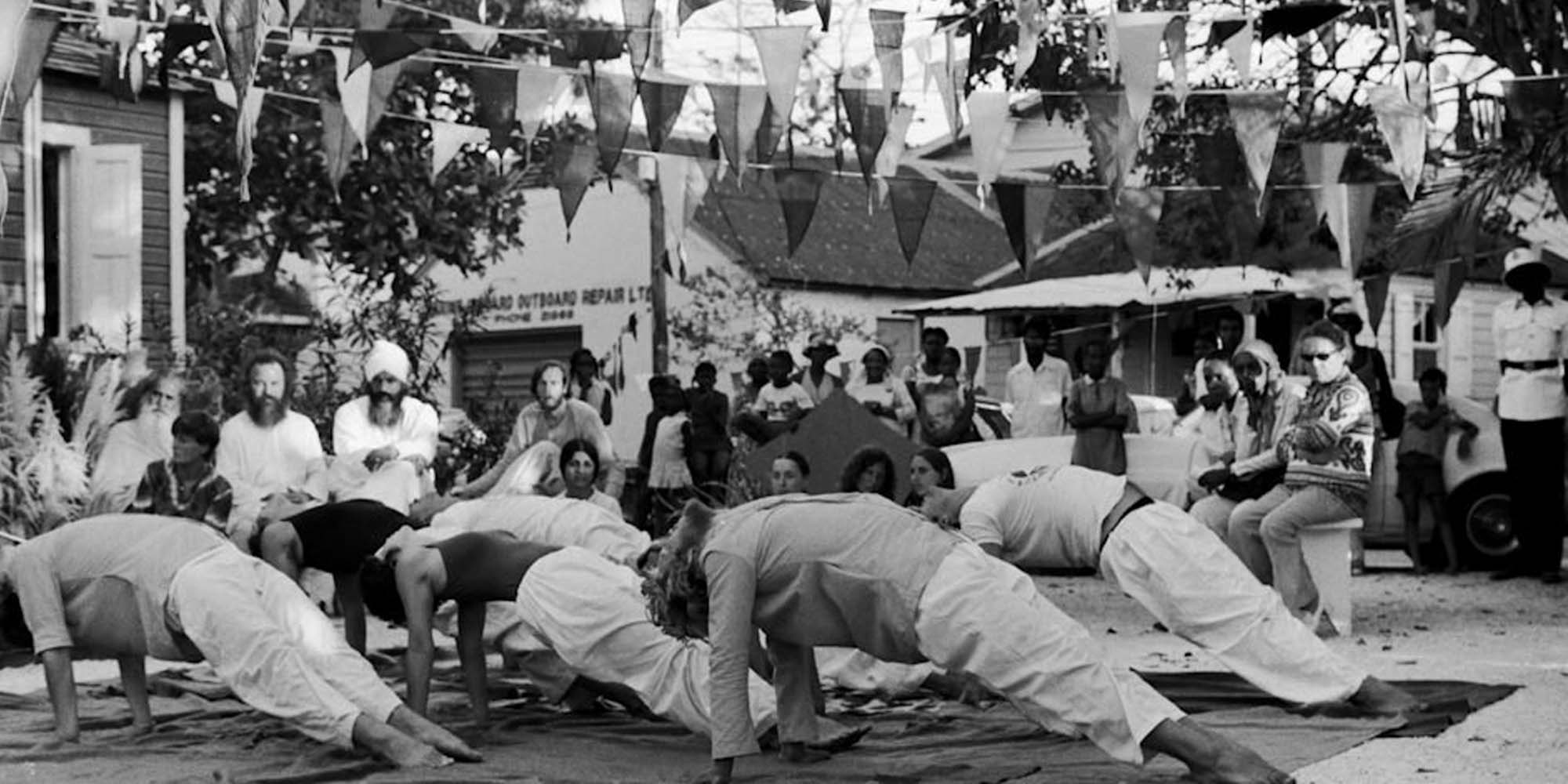 Kundalini Yoga Galerie Schule Münster - Das System des Kundalini Yoga