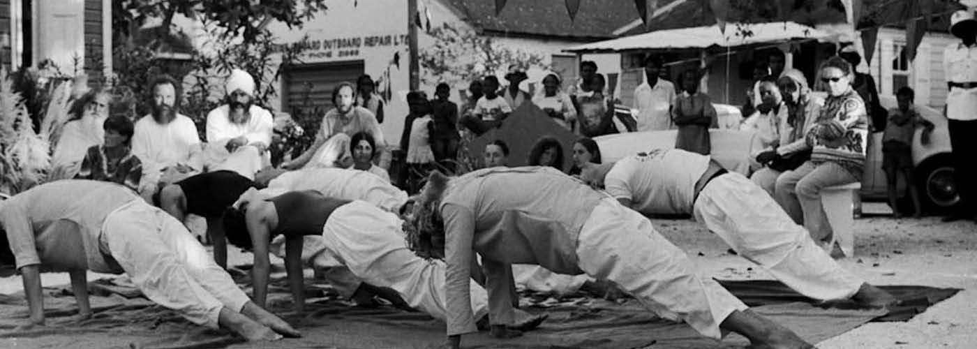 Kundalini Yoga, wie es von Yogi Bhajan gelehrt wurde