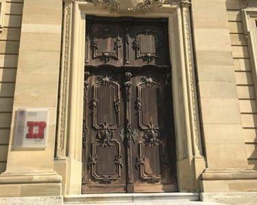 Kundalini Yoga Galerie Münster verschlossene Tür