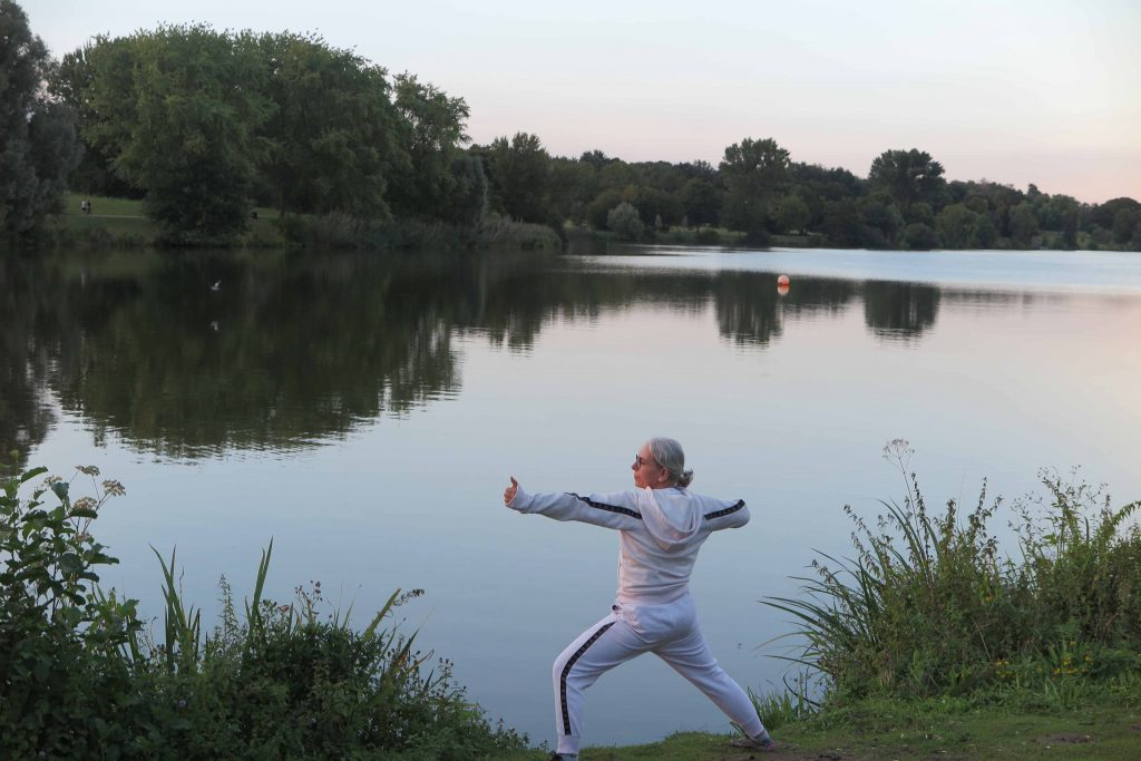 Kundalini Yoga Galerie Schule Münster - BreathWalk® – Das neue Yoga Walking