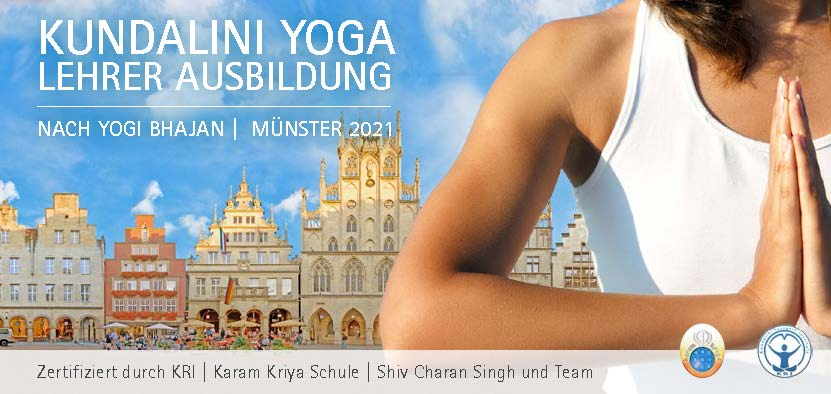 Kundalini Yoga Galerie Schule Münster - Kundalini Yogalehrer Ausbildung Münster